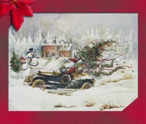 roadster-santa